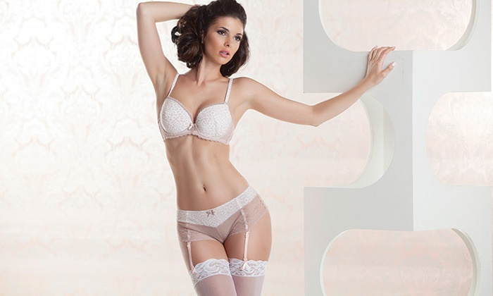 LadyMate: Lingerie from LadyMate (Up to 70% Off). Two Options Available.
