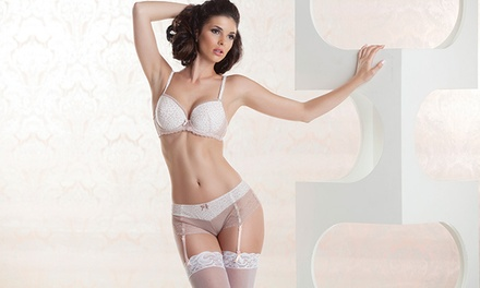 Lingerie from LadyMate (Up to 70% Off). Two Options Available.