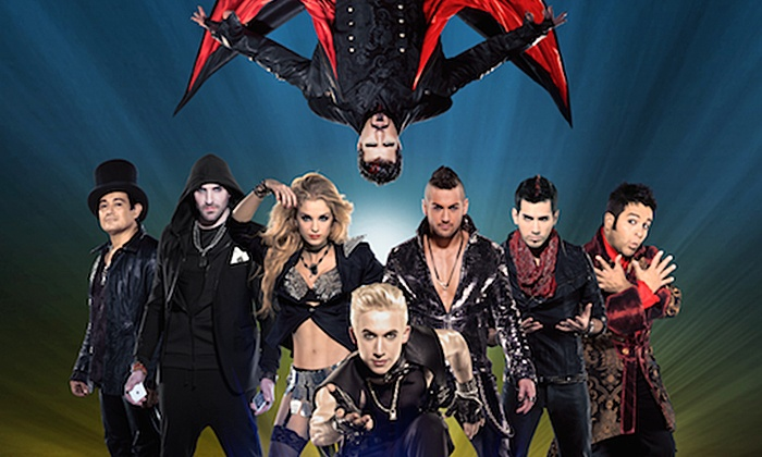 The Supernaturalists - State Theatre: Criss Angel Presents The Supernaturalists at State Theatre on September 18–20 (Up to 52% Off)