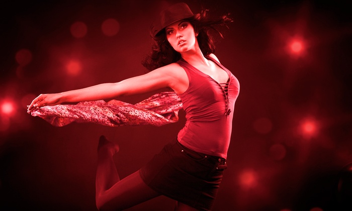 Allure Dance NYC - Harlem: Three or Five Sensual Fitness Classes at Allure Dance NYC (Up to 58% Off)