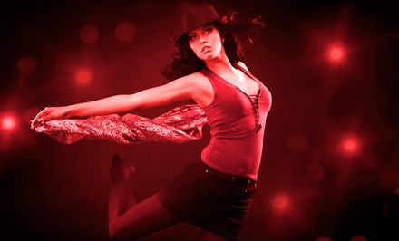 Three or Five Sensual Fitness Classes at Allure Dance NYC (Up to 58% Off)