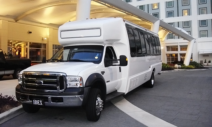 Ibex Shuttle Service - Orlando: $500 for $1,100 Worth of Airport shuttle at Ibex Shuttle Service