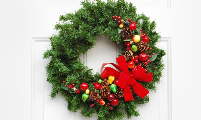 Sound Excursions - Beaumont Cellars Tasting Room: $65 for Wreath Making and Wine Tasting at Sound Excursions ($99 Value)