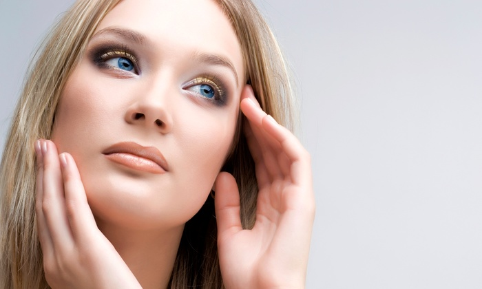 The Glamour Co. - Multiple Locations: Permanent Makeup Blush or Eyeliner at The Glamour Co. (77% Off)