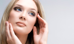 The Glamour Co.: Permanent Makeup Blush or Eyeliner at The Glamour Co. (77% Off)