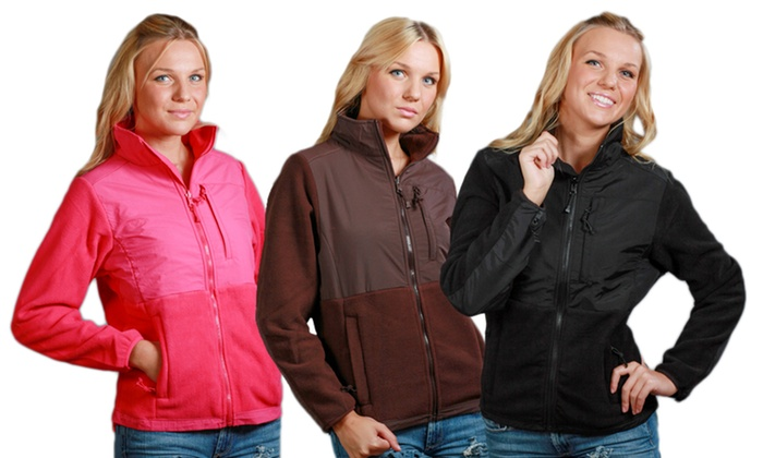 Women's Fleece Jackets: Women's Fleece Jackets. Multiple Colors Available. Free Shipping and Returns.