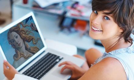 Online-Kurs Kunstgeschichte auf Deutsch, opt. inkl. Fernlehrerbetreuung, von Laudius (bis zu 91% sparen*)