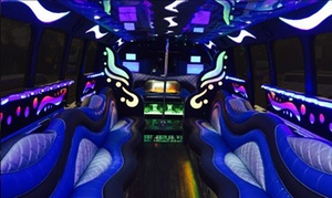 Access Granted Chicago: Up to 62% Off 34 - 36 passenger Party Bus  at Access Granted Chicago