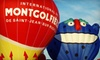 Montgolfières International Balloon Festival - Municipal Airport: Montgolfières International Balloon Festival on August 10–18 (Up to Half Off)