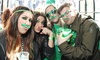 California Pub Crawls - Multiple Locations: St. Patrick's Day Bar Crawl for Two on March 14, March 17, or Both from California Pub Crawls (Up to 75% Off)