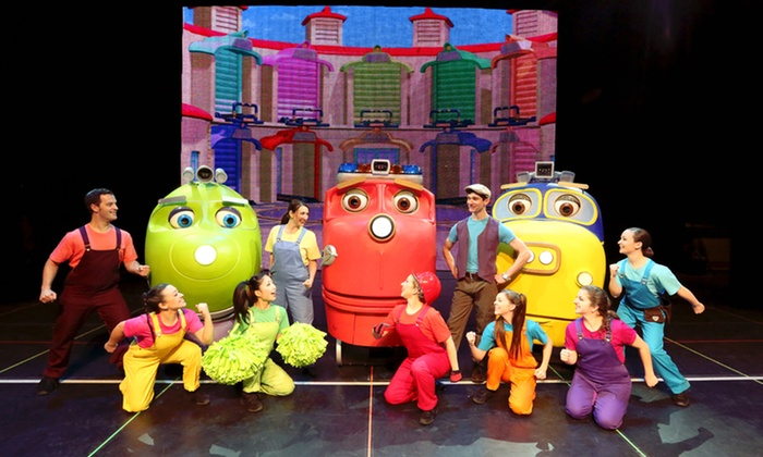 """Chuggington Live: The Great Rescue Adventure"" - Milwaukee Theatre: ""Chuggington Live! The Great Rescue Adventure"" at Milwaukee Theatre on May 10 (Up to 45% Off)"