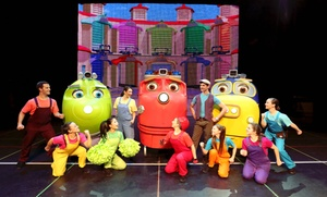 """""""chuggington Live! The Great Rescue Adventure"""" At Milwaukee Theatre On May 10 (up To 45% Off)"""