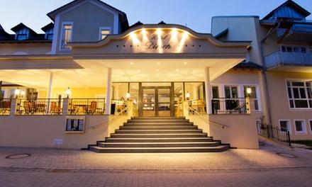 Bayern: 3 oder 4 Tage für Zwei mit Frühstück, 1x Hausbuffet/4-Gänge-Dinner und Wellness im 4*S Wellnesshotel Dirsch