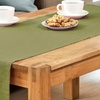 $14.99 for a 2-Pack of Ribbed Table Runners