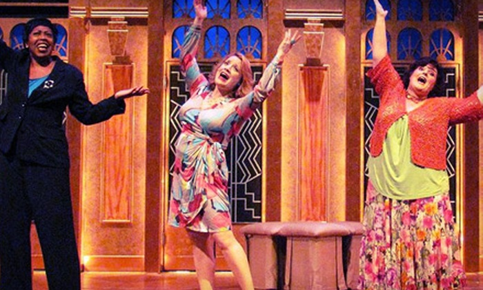 """""""Menopause The Musical"""" - Capitol Hill: """"Menopause The Musical"""" on August 13 or 14 at 7:30 p.m. at The Egg Center for the Performing Arts ($47.25 Value)"""