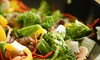 Sizzling Sticks - Northville: $18 for Three Vouchers, Each Good for $10 Off Your Bill at Sizzling Sticks ($30 Total Value)