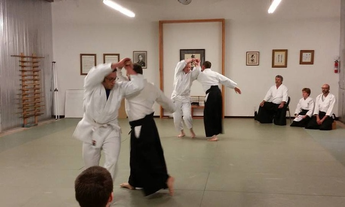 Kansas Ki Society - Lawrence: $18 for $70 Worth of Martial-Arts Lessons — Kansas Ki Society