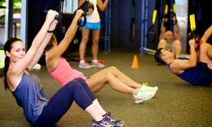 360 Strong: 10 or 20 Boot Camps, Yoga Classes, and Functional Fitness Classes at 360 Strong (Up to 68% Off)