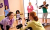 Curves - Multiple Locations: 5, 10, or 20 Women's Fitness Classes at Curves (Up to 73% Off)