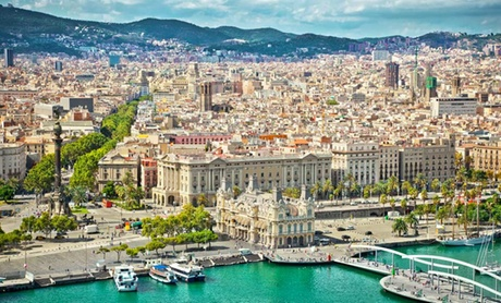 See Vibrant Spain on Vacation with Airfare