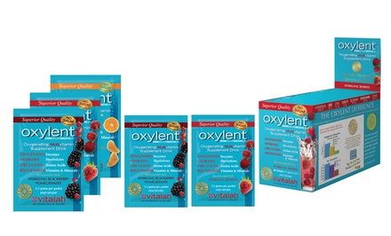 Vitalah Oxylent Daily Multivitamin Drink 30 Count. Multiple Flavors.