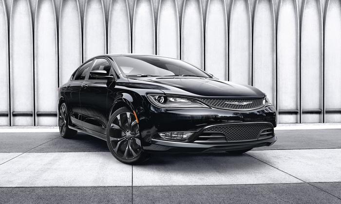 Groupon Car Sweepstakes: Enter to Win a 2015 Chrysler 200S