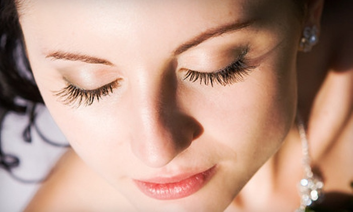 Susan Sok at La Salon - Mansfield: Eyelash Extensions with Optional Two-Week Fill from Susan Sok at La Salon (Up to 69% Off)
