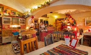 Kawa i Chili Piwnica Meksykańska: Deska przysmaków meksykańskich dla 2 osób (66,99 zł) lub 4 osób (132,99 zł) i więcej w Kawa i Chili Piwnica Meksykańska
