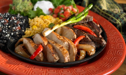 Mexican Food at Tink-A-Tako (Up to 48% Off). Two Options Available.