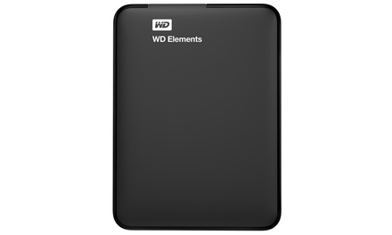Western Digital Elements SE 1.5TB USB 3.0 External Hard Drive (Manufacturer Refurbished)