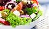 immergrün Gropius Passagen - Berlin: 2, 4 oder 6 Hauptgerichte wählbar aus allen Salaten oder Kartoffelkisten bei immergrün Gropius Passagen (57% sparen*)