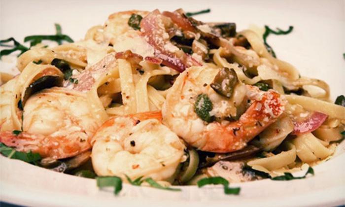 Buona Vita - Enfield: $15 for $30 Worth of Italian Food at Buona Vita