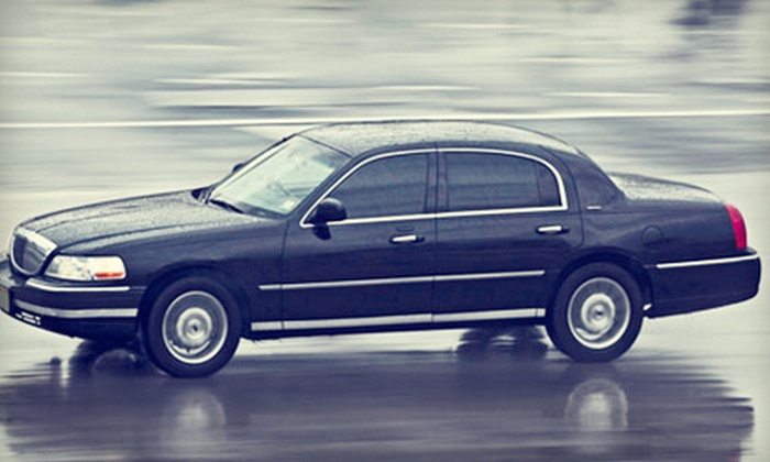 The Bay Limo - San Jose: Six Hours of Limo Service or One-Way or Round-Trip Car Ride to Airport from The Bay Limo (Up to 57% Off)