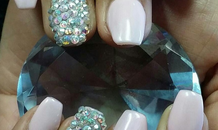 Shay Nailed It - Plantation: Gel Manicure and Pedicure Package from Shay Naild It (50% Off)