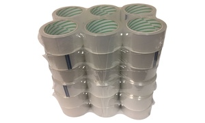 Carton Sealing Clear Packing Shipping Box Tape at Direct Global Supplies, plus 9.0% Cash Back from Ebates.