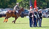 The Victory Cup - Beaver Creek Farm: Ticket or VIP Package  to the Victory Cup at Beaver Creek Farm on Saturday, July 11 (Up to 63% Off)