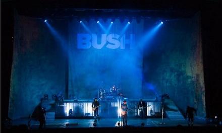 Bush at Riverside Municipal Auditorium on February 2 at 8 p.m. (Up to 51% Off)