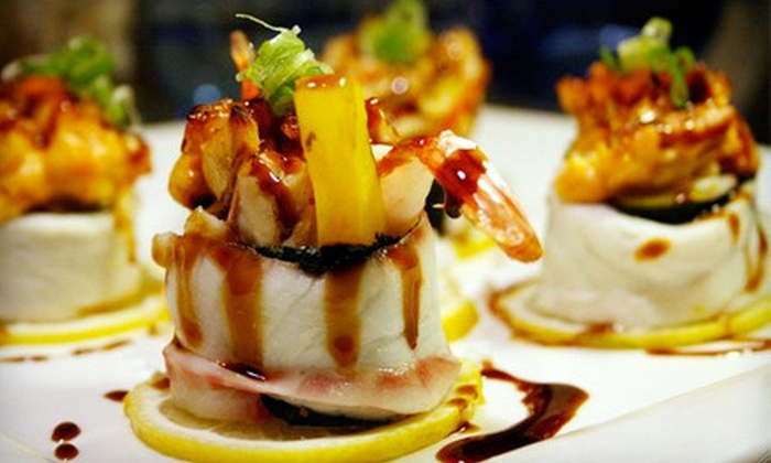 Fugu's Sushi & Wok - Village: $15 for $30 Worth of Sushi and Asian Food at Fugu's Sushi and Wok