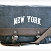 $59 for a Blue Marlin New York Messenger Bag