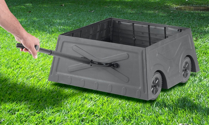 STC CompoMix 70-Gallon Composter: $174.99 for an STC CompoMix 70-Gallon Composter ($249.99 List Price). Free Shipping and Returns.