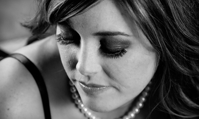 Savant Photographic Artistry - Lubbock: One-Hour Bombshell Portrait Session with Leather Photo Album of 10 or 20 Images at Savant Photographic Artistry (Up to 76% Off)