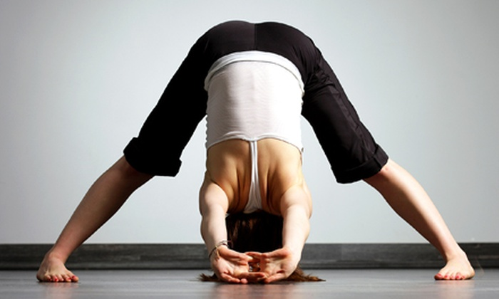 Source Studio Corona - Corona: 10 or 20 Yoga Classes at Source Studio Corona (Up to 56% Off)