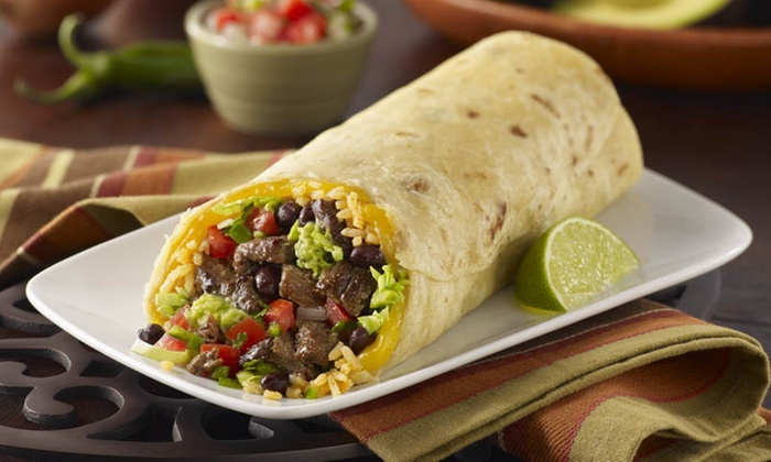 Chronic Tacos - West Kelowna: Burrito Meal for Two or Catering Package for Up to 15 at Chronic Tacos (Up to 46% Off)