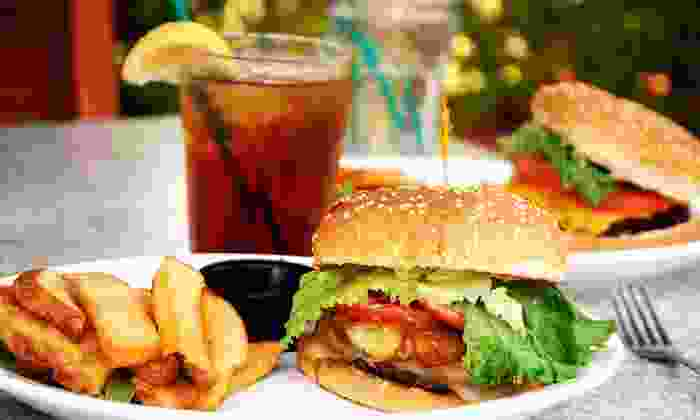 Nick's Cafe - Elysian Park: American Food for Breakfast or Lunch at Nick's Cafe (Half Off). Two Options Available.