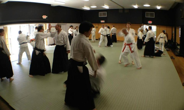 Aikido Kokikai of Queens - 88th Street: $38 for $120 Worth of Martial-Arts Lessons — Aikido Kokikai of Queens