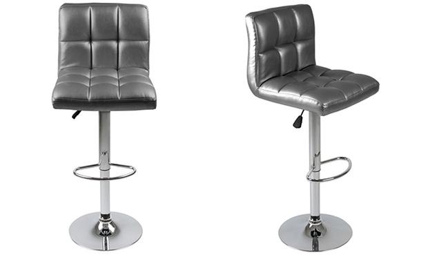 tabourets de bar pop ou fizz groupon shopping. Black Bedroom Furniture Sets. Home Design Ideas