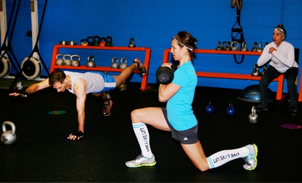 10 Kettlebell and Ropes Classes or a One-Month Gym Membership at Art of Strength (Up to 81% Off)