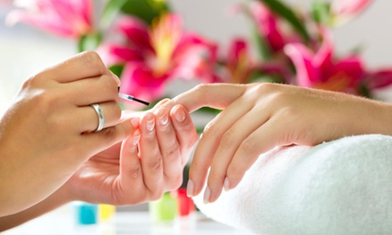 Np-Chip or Regular Mani-Pedi, or Two Pedicures at Pedicute Nails & Spa (Up to 40% Off)