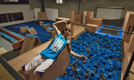 $45 for Eight Parkour Classes and One Open Gym Session at Freedom In Motion ($95 Value)