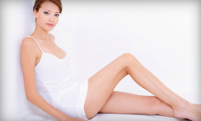 San Antonio Laser Clinic - Northwest Side: One or Two Spider-Vein Removal Treatments from San Antonio Laser Clinic (Up to 69% Off)